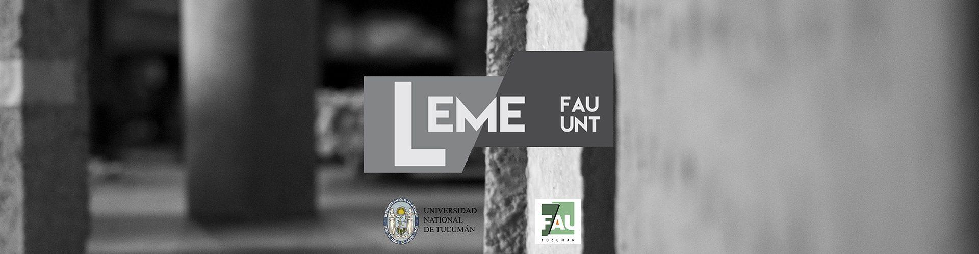 LEME - FAU UNT
